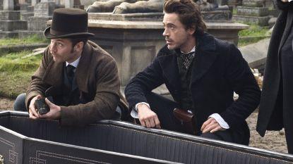 Langverwachte 'Sherlock Holmes 3' speelt zich af in Wilde Westen