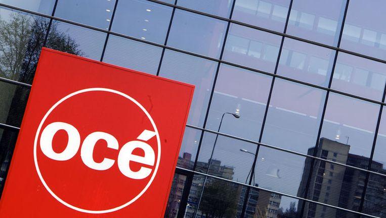 Printerfabrikant Océ wordt waarschijlijk overgenomen door het Japanse Canon. Foto ANP Beeld