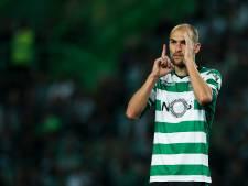 Dost dient ontslag in bij Sporting
