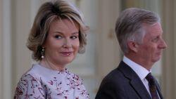 Koning Filip en koningin Mathilde verleenden 750 Belgen financiële gift in 2018