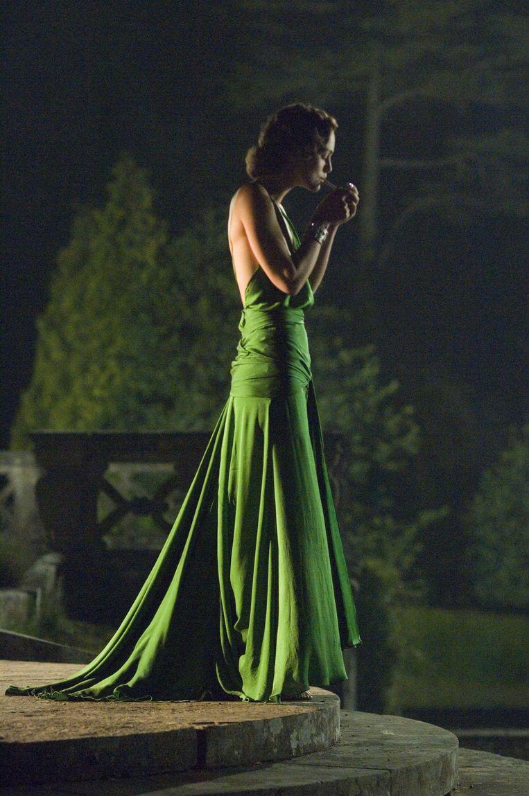 Keira Knightley in Atonement.  Beeld Alamy Stock Photo