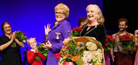 Simone Kleinsma geëerd met koninklijke onderscheiding