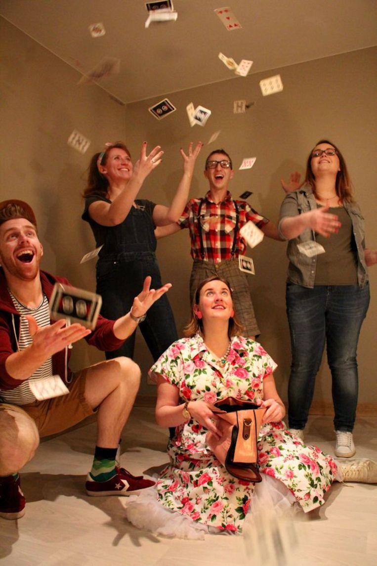 Theater Bank Vooruit schenkt het geld aan de Ezelshoeve.