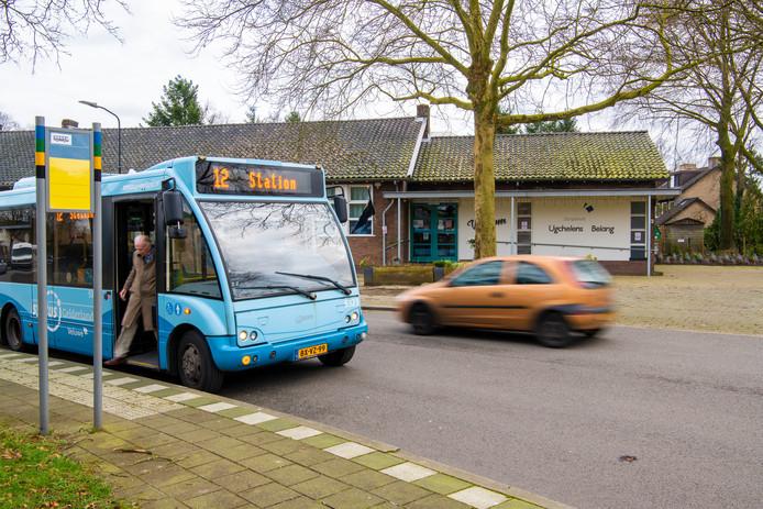 Buslijn 12 is een van de lijnen die volgens chauffeurs op de nominatie staan om te verdwijnen, eind dit jaar.