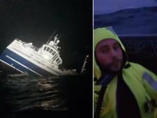 Sander (31) uit Oss overleefde angstaanjagende schipbreuk maar verloor zijn werk: 'Ik móét weer de zee op'
