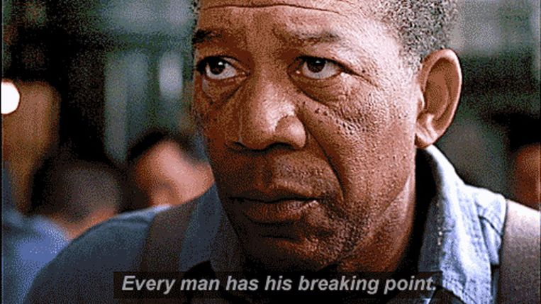 Beeld uit The Shawshank Redemption. Beeld