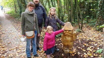 Nieuwe gezinswandeling 'Bergkabouters op de Kemmelberg' start op nieuwe parking