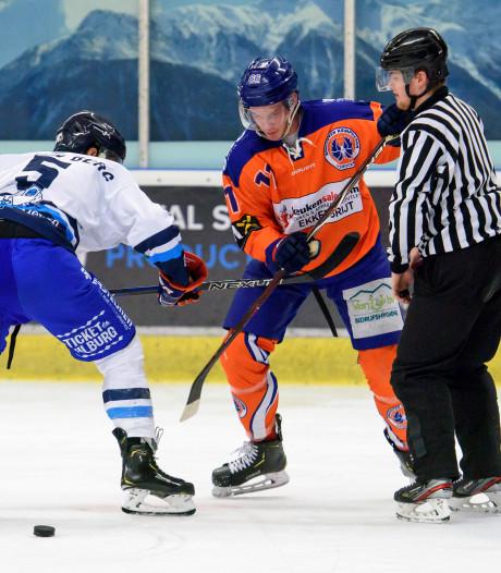 Yeti's speelt afgelast duel nu donderdag in Breda