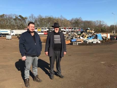 Recyclingbedrijf Verhaegh blijft op voormalig woonwagenkamp Winterswijk