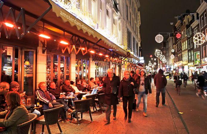 Belgische toeristen mogen nu ook niet meer naar Amsterdam.