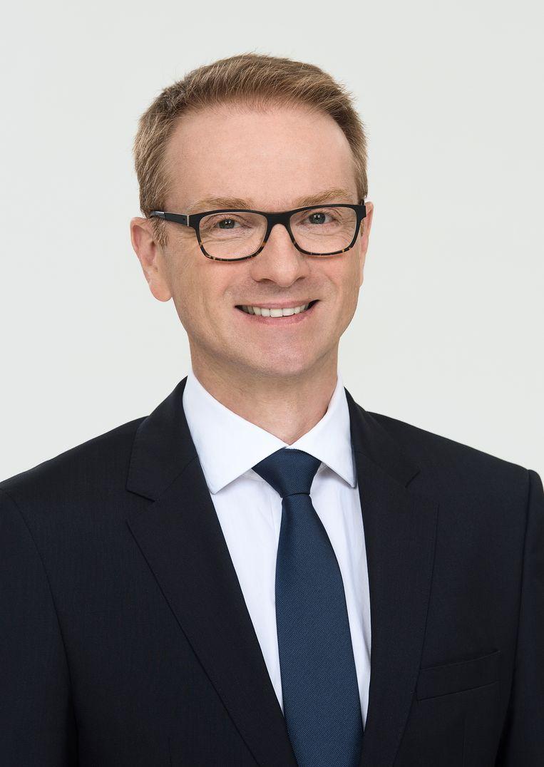 Onderzoeker Michael Schweikl. Beeld PA Consulting