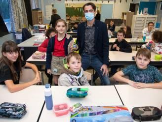 """CO2-meter voor basisschool De Bijenkorf: """"Lucht in klas verversen om kans op coronabesmetting te verkleinen"""""""