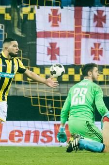 Angst voor rellen: Kaartverkoop Vitesse aan banden voor Feyenoord