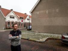 Poëzie op gevels Philipsdorp in Eindhoven