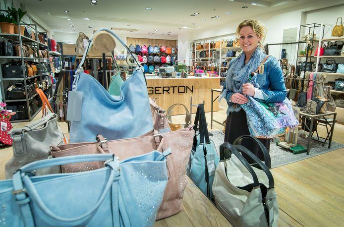 Manon Moekotte verhuisde in 2016 met haar winkel naar De Driehoek.