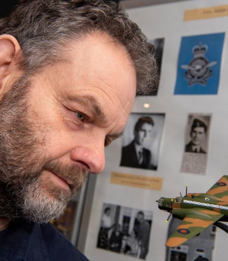 WO2-speurders hebben weer een puzzel klaar: bommenwerper W5534 crashte bij Punthorst