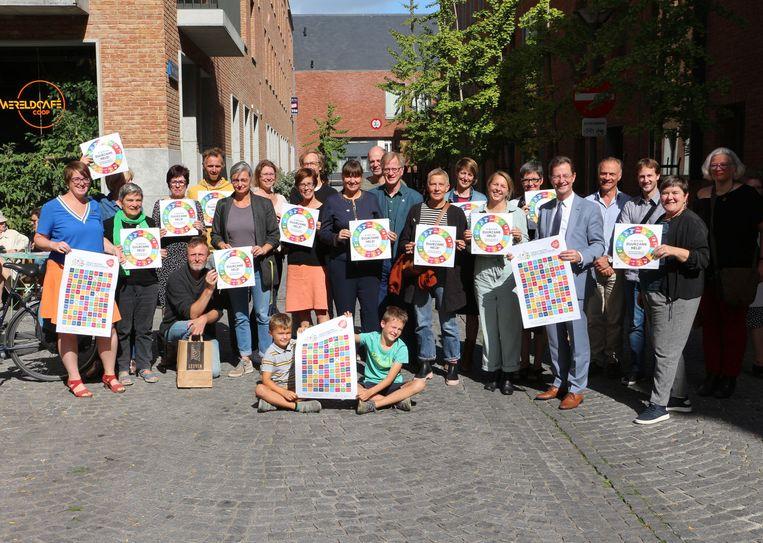 De 17 Leuvense duurzame helden zetten hun schouders onder mondiale uitdagingen.