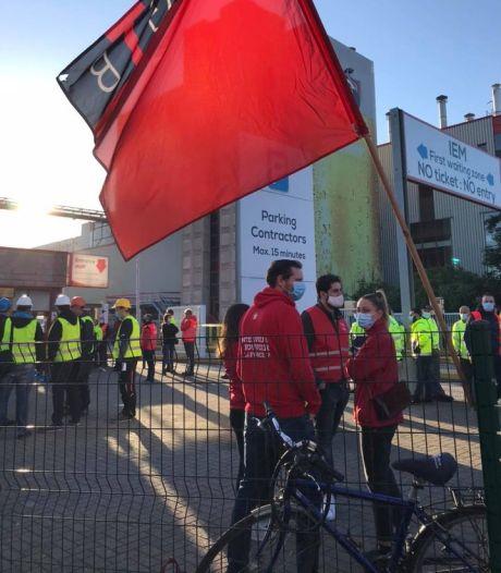 Foyer Covid découvert à Jupille: vers une grève nationale chez AB InBev?