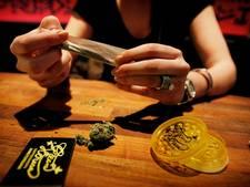 Verkoop van drugs 'onder de toonbank' floreert