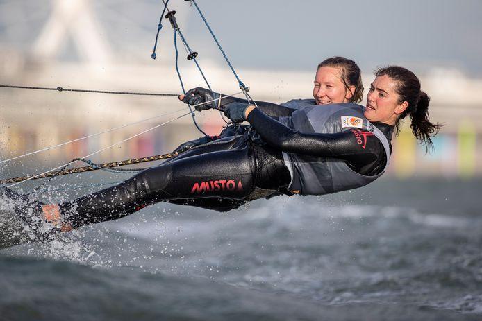 Annemiek Bekkering en Annette Duetz