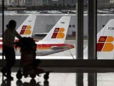 Deuxième jour de grève chez Iberia, 239 vols annulés