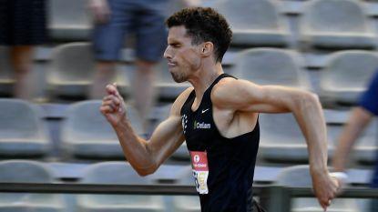 Jonathan Borlée blijft in eerste 400 meter van het seizoen nog eind boven limiet