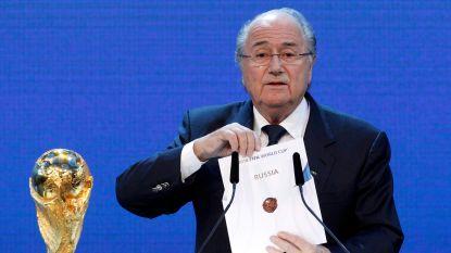 """""""10-jarige dochter van FIFA-bobo kreeg twee miljoen dollar op rekening gestort na toewijzing WK"""""""