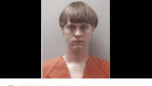 FBI-foto van de verdachte