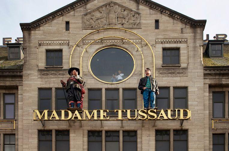 Madame Tussauds op de Dam. Beeld Shutterstock