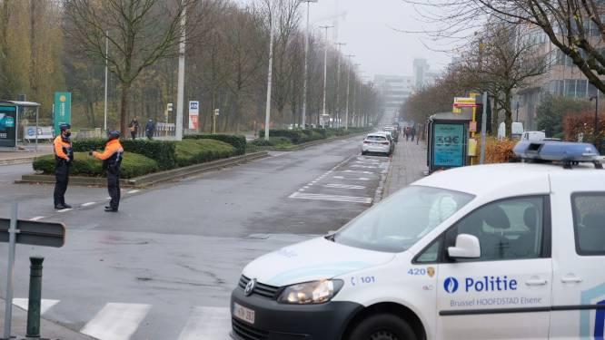Kantoorgebouw bij VUB weer vrijgegeven na bommelding