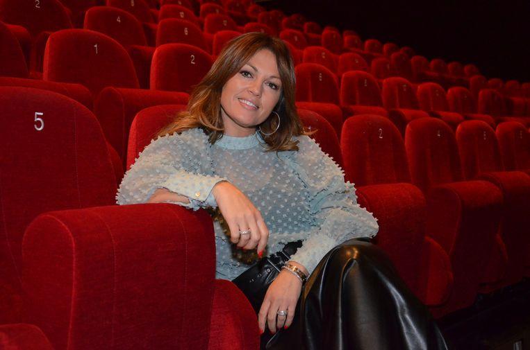 Belle Perez in cc De Plomblom in Ninove.