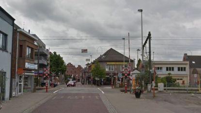 Overweg Kerkstraat afgesloten