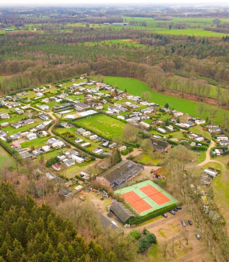 Camping Westerholt in Ambt Delden wordt  bungalowpark
