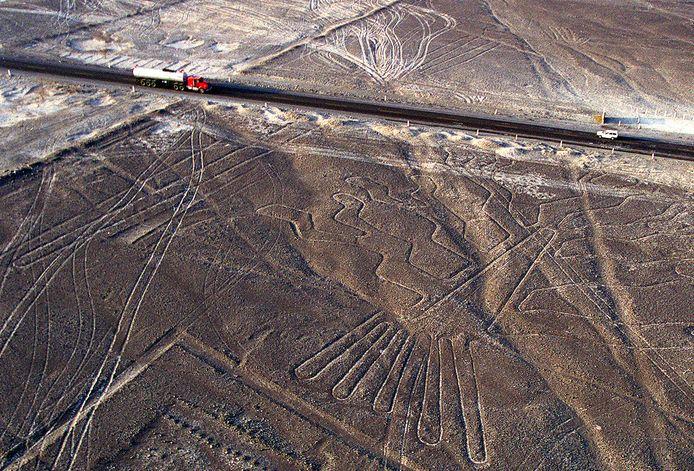 Archeologen vonden eerder al tekeningen van dieren.