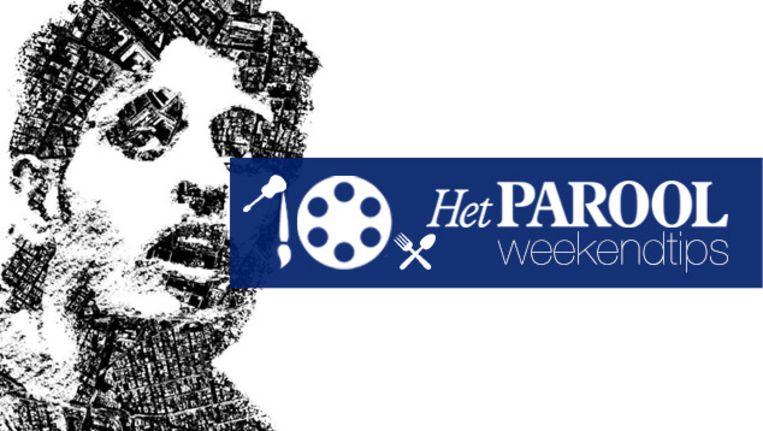 Returns To Homs, één van de films op Best of IDFA in De Balie. Beeld Het Parool