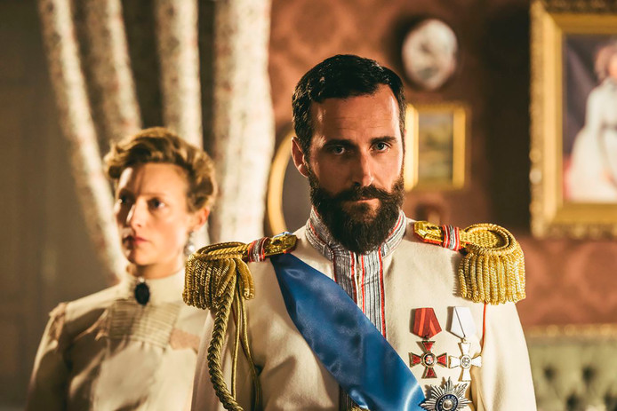 2019  tv Serie The Last Czars