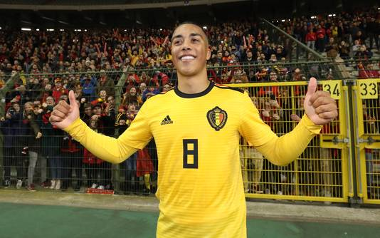 Youri Tielemans.