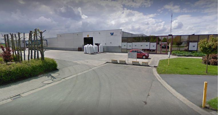Het arbeidsongeval vond plaats in de Diksmuidse vestiging van InterWest.