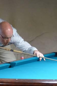 Zilver voor Eindhovenaar Richard Eijmberts op NK poolbiljart senioren