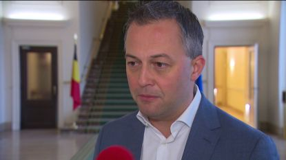 """Egbert Lachaert gooit zich in voorzittersrace van Open Vld: """"We moeten ons écht niet heruitvinden"""""""