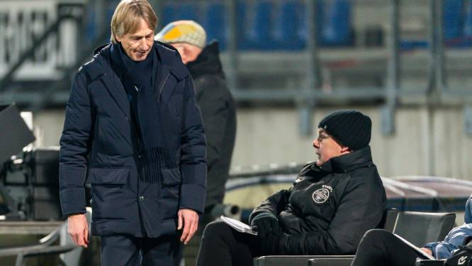 Willem II wacht niet langer af: trainer Adrie Koster ontslagen
