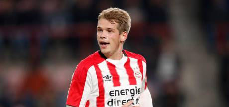 Fortuna Sittard heeft interesse in Nikolai Laursen van PSV