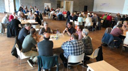 Ondanks het zonnige weer, toch mooie opkomst voor Toekomstdag: burgers mogen mee beslissen over toekomst Mortsel