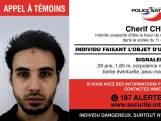 Franse politie verspreidt poster in jacht op terreurverdachte Straatsburg