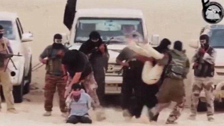 Egyptische jihadisten zetten in het verleden al video's online van onthoofdingen van Egyptenaren. (Archieffoto)