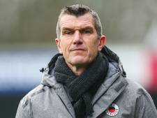 Excelsior-trainer Marinus Dijkhuizen gefrustreerd: 'Ik stop er zoveel in, maar krijg er zo weinig voor terug'