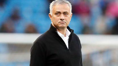"""Mourinho in eerste interview als Spurs-trainer: """"Ik wil iedereen die van deze club houdt, gelukkig maken"""""""