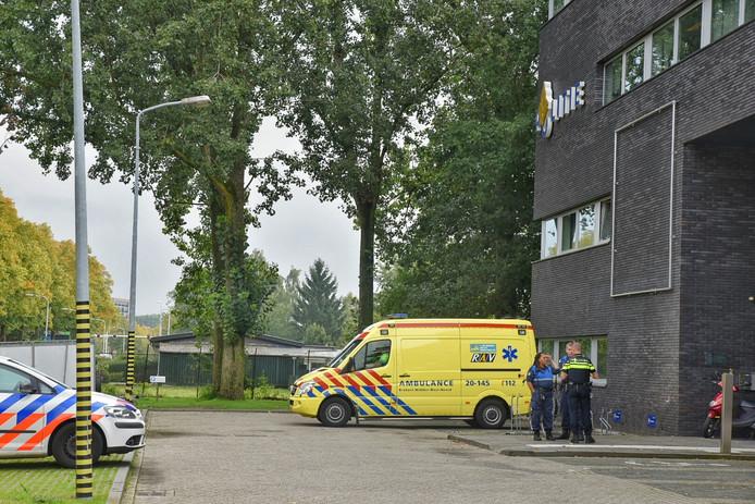 Explosief Tilburg