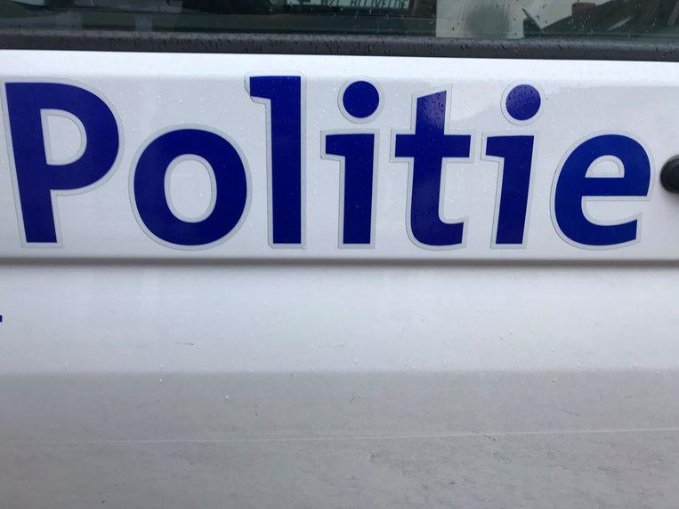 De politie deed de nodige vaststellingen.