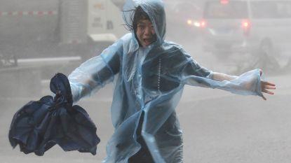 Supertyfoon Mangkhut eist nu ook in China eerste dodelijke slachtoffers
